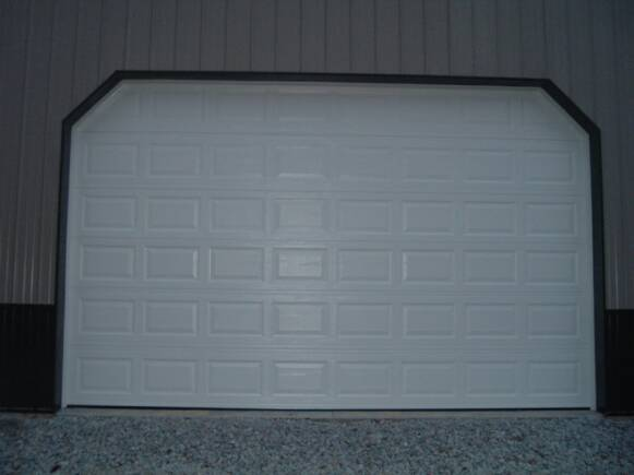 Home for 16 x 11 garage door