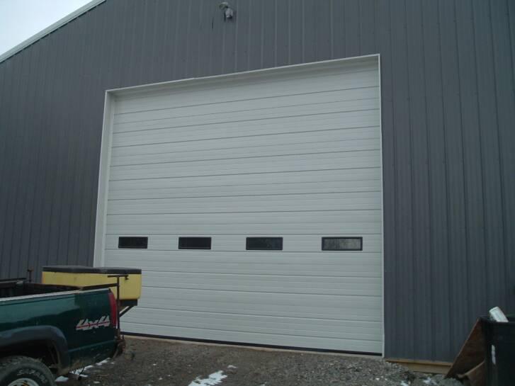 Home for 14 x 8 garage door
